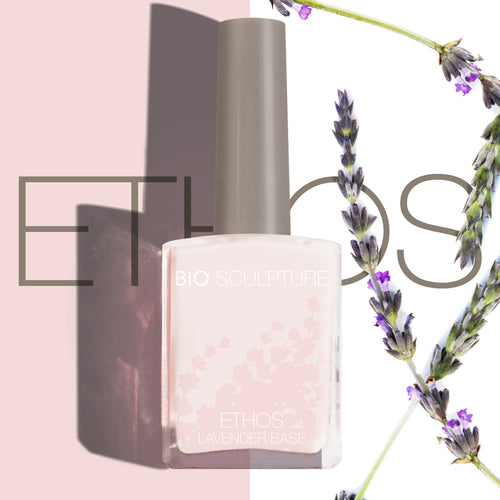 Bio Sculpture - Ethos Lavender Base Nail Strengthener