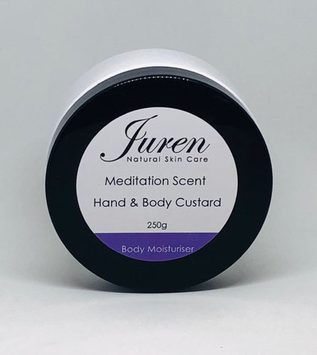 Juren Mediation Scent Hand & Body Custard 250g