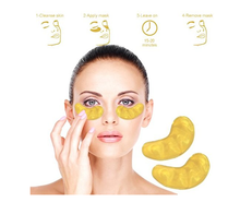 Gold Collagen Lip & Eye Mask - Duo Pack