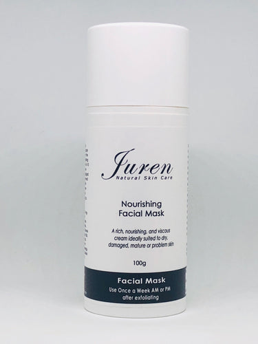 Juren Nourishing Facial Mask 100g