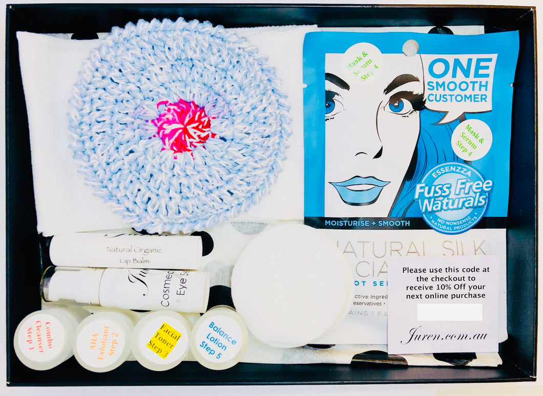 Essentail - Juren DIY Facial Box