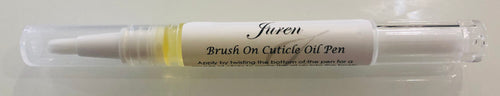 Juren Brush On Cuticle Oil Pen 3ml