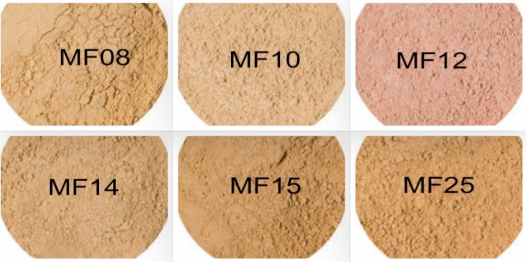 Juren Mineral Foundation 7g