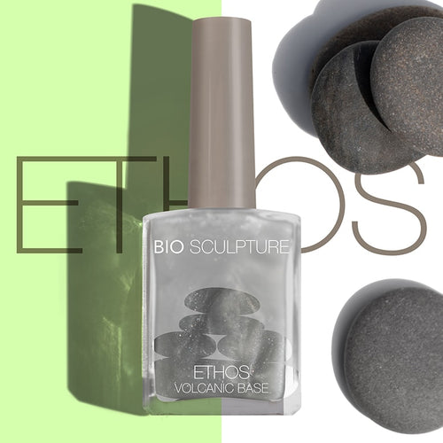 Bio Sculpture - Ethos Volcanic Base Nail Strengthener