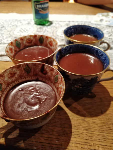 Episode 3: Chocolate Pots with Rum