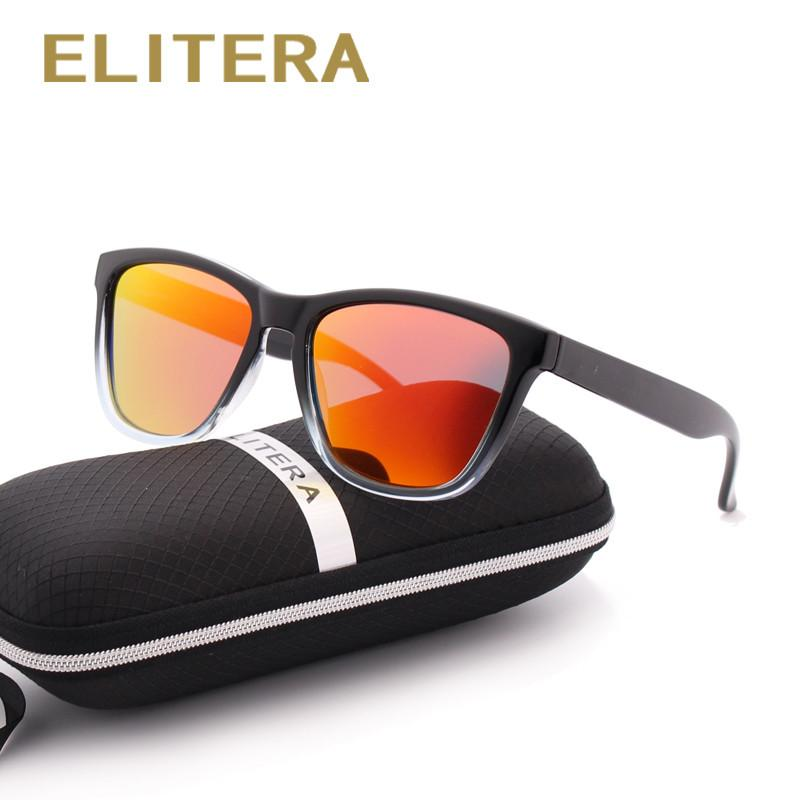 ELITERA Sunglasses Women Polarized Square Ladies Sun Glasses Female Sunglasses Oculos De Sol Feminino Shades With Case UV400 - and Hemp flowers UK