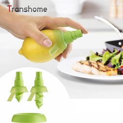 2 Pcs/set Lemon sprayer set  Fruit Hand Sprayer Juicer Squeezer Fruit Vegetable Tools De Cocina