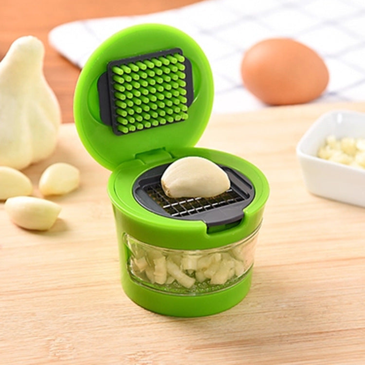 Fashion 1Pc Multi Functional Stainless Steel Garlic Chopper Garlic Press Chopper Slicer Squeezer Home Kitchen Tools 6 - and Hemp flowers UK