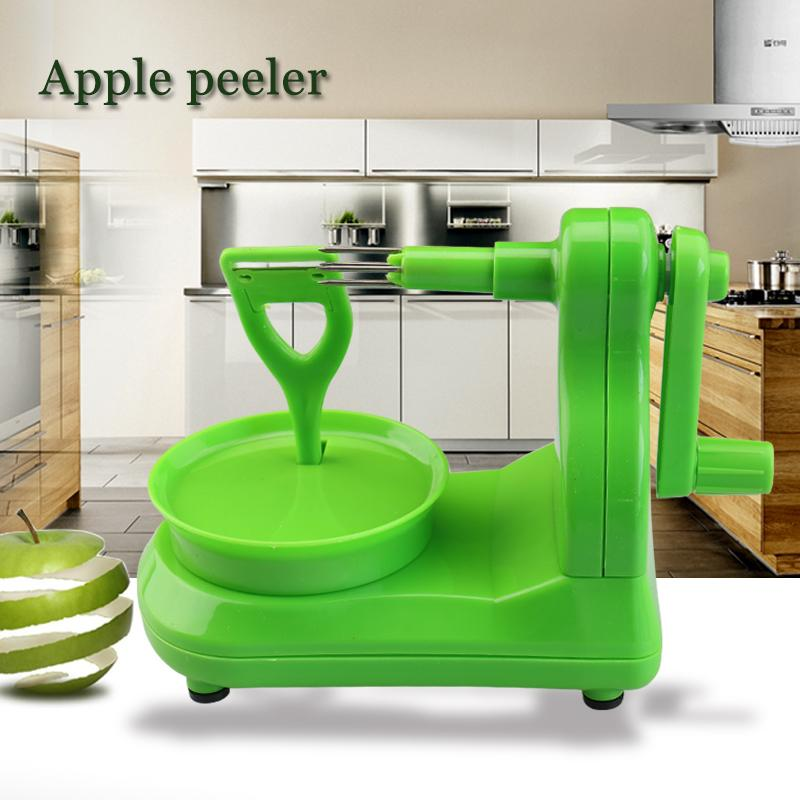 Apple peeler fruit peeler slicer / apple peeling machine creative home kitchen tool - and Hemp flowers UK