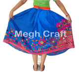 Latest Indian Fashion Embroidered Skirt.