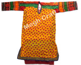 Vintage Ethnic Kuchi  Tunic Top