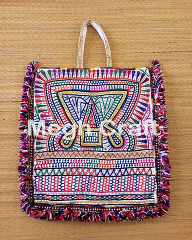 Multi-Color Banjara Theli Bag