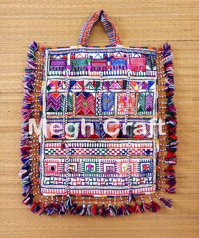 Vintage Embroidered Theli Bag