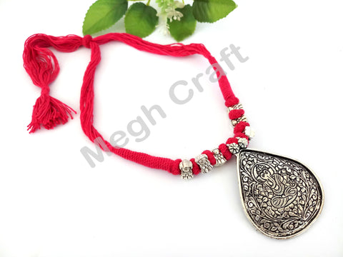 Fashion Party Wear Silver Plated necklace
