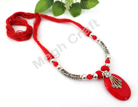 Navratri special Costume  Necklace