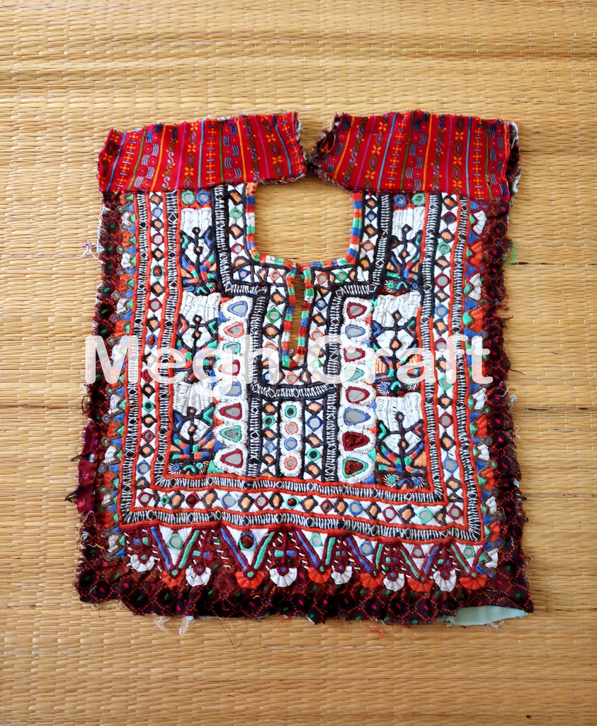 Indian Banjara Cotton Neck Yoke