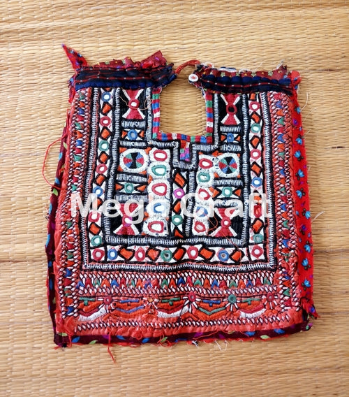 Bohemian Kutch embroidered Patch