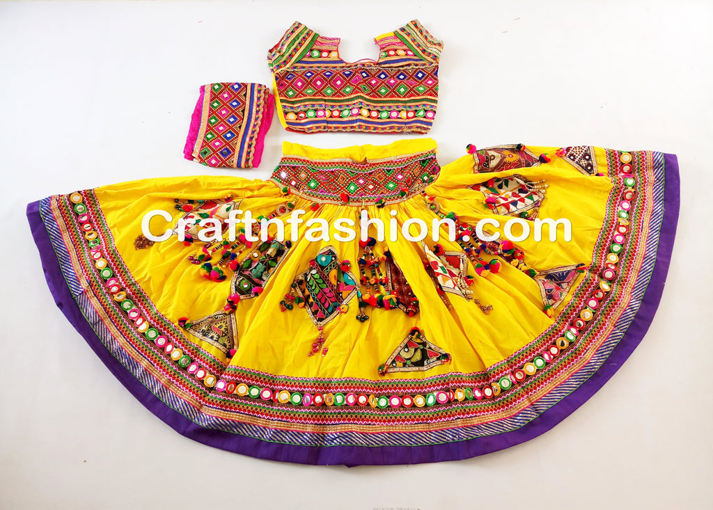 Navratri Bollywood Style Chaniya Choli