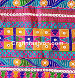 Mirror work Kutchi Jacket Koti