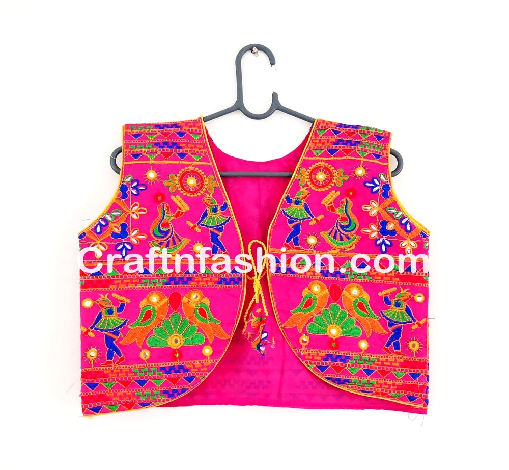 Gujarat Hand embroidered Shrug