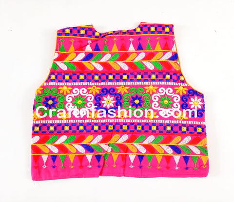 Women's Kutch embroidered Shrug