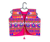 Bohemian Style Embroidered Jacket