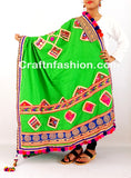 Kutch Hand Embroidered Dupatta/Stoles