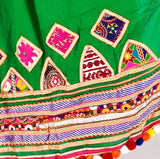 Beautiful Handcrafted Kutch Work Cotton Dupatta