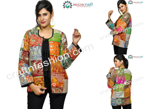 Navratri Fashion Wear Women's Traditional Jacket