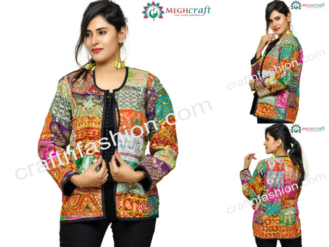 Indian Designer Fashion Wear Jacket
