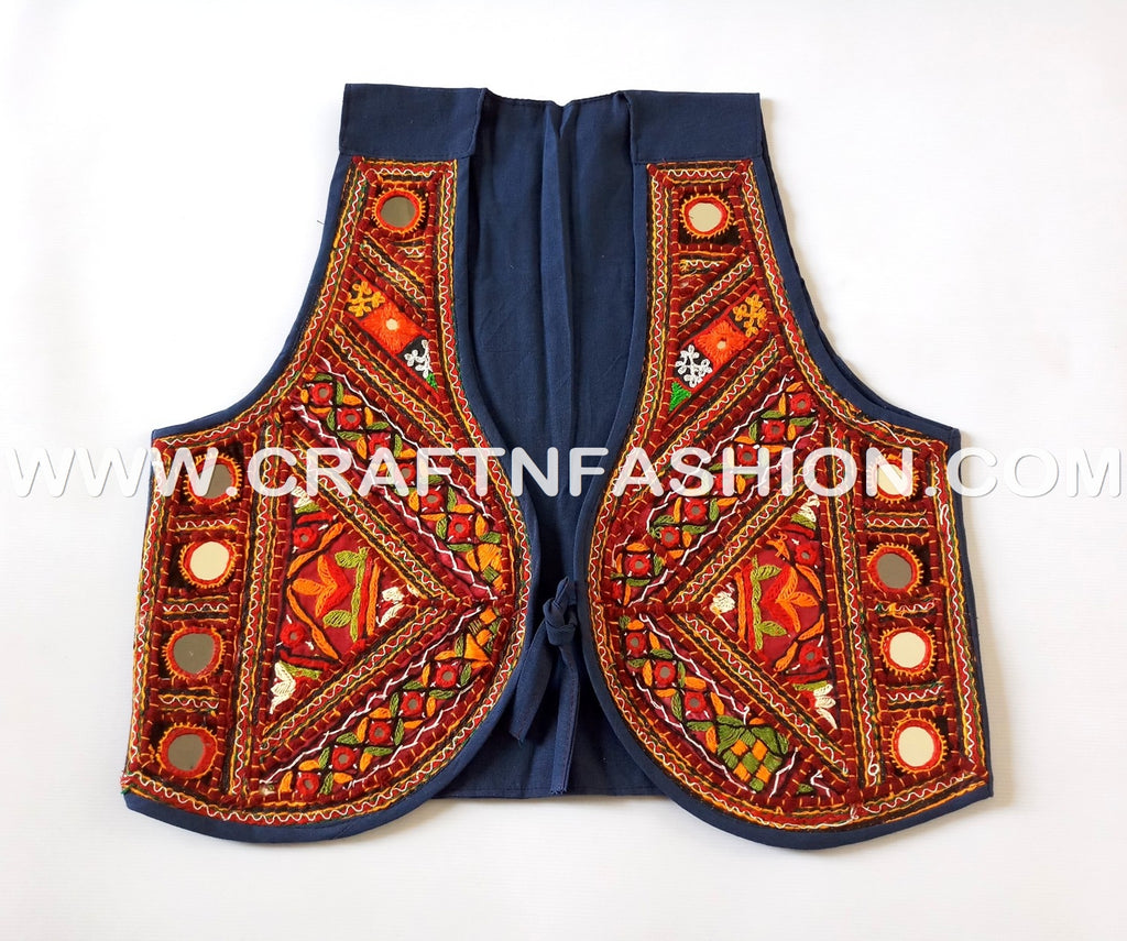 2018 Navratri Wear Ladies Koti Jacket.