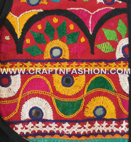 Indian Fusion Bohemian Jacket Koti Shrug