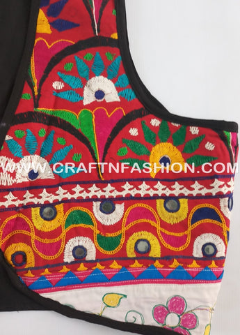 Ethnic Wear Banjara Style Shrug - koti