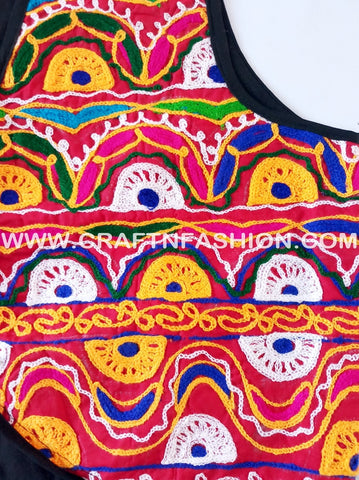 Indo Western Style Embroidered Koti - Jacket