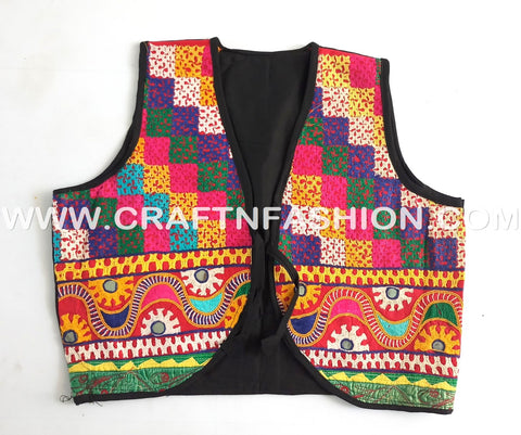 Bollywood Banjara Style Jacket - Koti