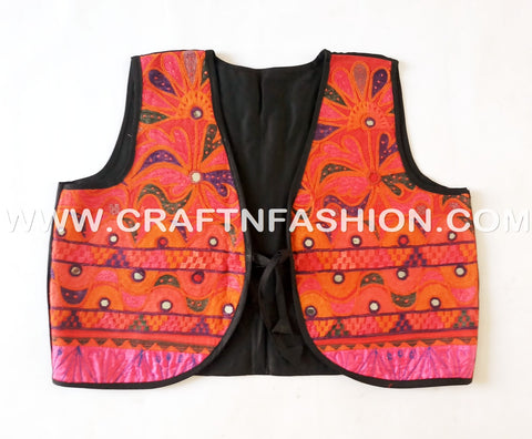 Urban Style Dandia Dance wear Koti - jacket