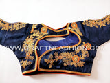 Bollywood Style Designer Blouse For Sari