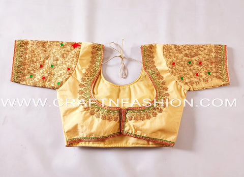 Bollywood Fashion Ready made Sari Blouse