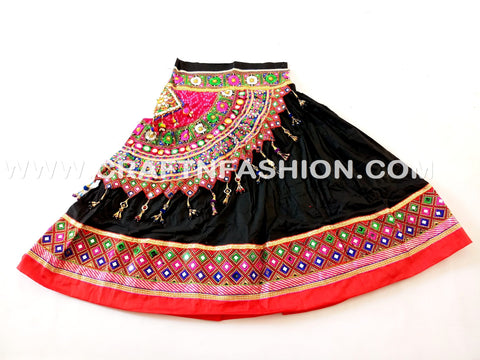 Kutch Embroidered Traditional Chaniya Choli