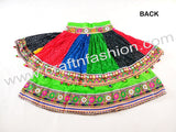 Gujarati Dance Costume Lehenga Choli