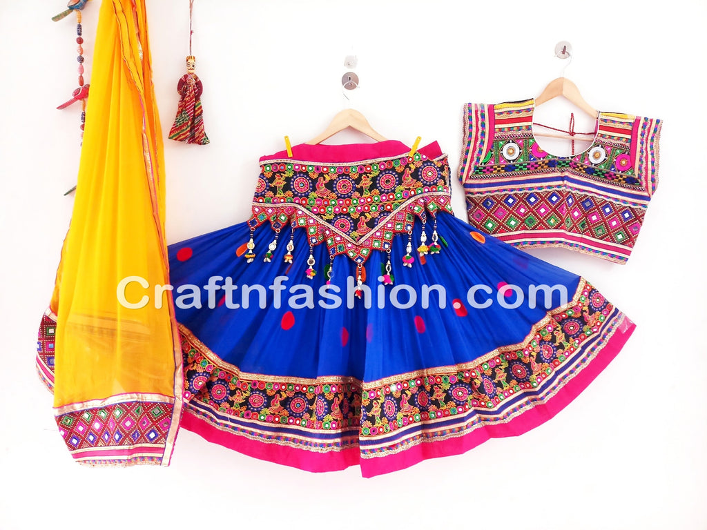 Banjara Boho Indian Ethnic Chaniya Choli