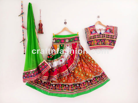 2019 Fashion Hand Embroidered Chaniya Choli
