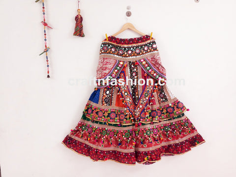 Tribal Dance Wear Chaniya Choli