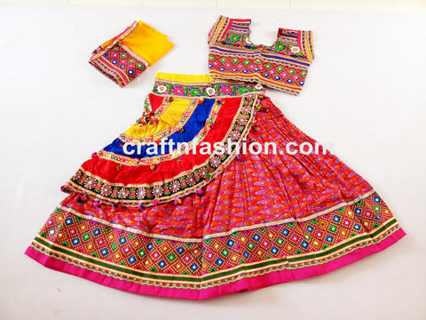 2019 Navratri Fashion Wear Chaniya Choli