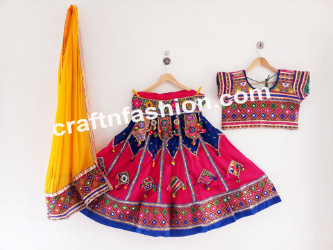 2019 Navratri Wear Kids Chaniya Choli