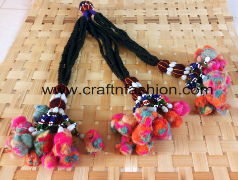 Boho Gypsy Kutch Tassels For Bags/Clutches