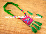 Multicolored Beaded Fashion Wear Neck Piece