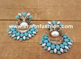 Afghani Style Ethnic Earrings
