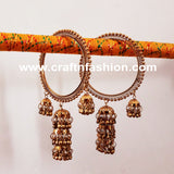 Traditional Golden Ghungroo Bangles/Bracelet
