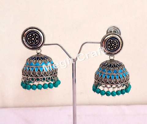 Ethnic Fashion Wear Afghan Style Earrings